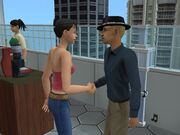 Secret Networking Sims