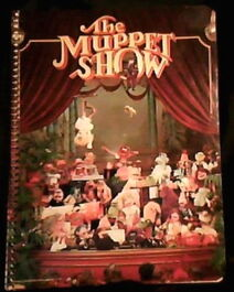 Stuart hall 1978 muppet notebook 1