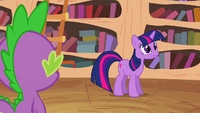 Twilight not moving a muscle S2E20