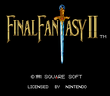 FFIV SNES Title Screen