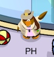 PH in game avatar