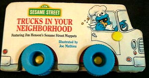 Trucks in your neighborhood 1