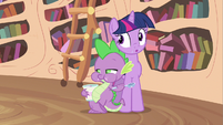 Twilight whose there S2E20