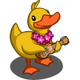 Ukulele Duck-icon
