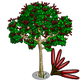 Cecropia Tree-icon