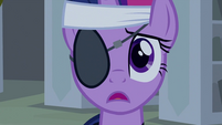 Close up of Twilight S2E20