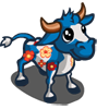 Flower Bull Calf-icon