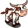 Mini Longhorn Cow-icon