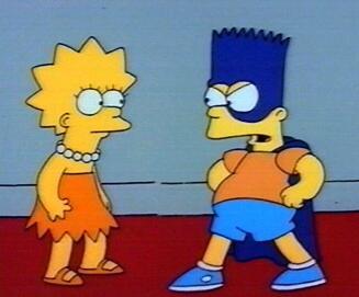 I am Bartman