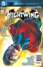 Nightwing Vol 3-7 Cover-1
