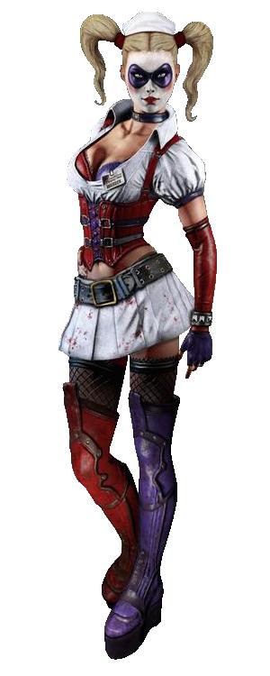 wiki Harley Quinn (Batman: Arkham City)