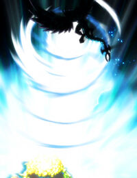 Acnologia Breath Attack