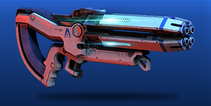 ME3 Hydra Heavy Weapon