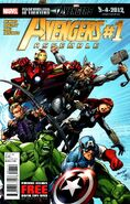 Avengers Assemble Vol 3 1