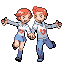 Young CoupleFRLGsprite