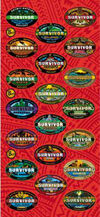 Survivor 10th Anniv Buff Red 29865