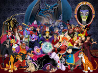 Walt Disney Villains