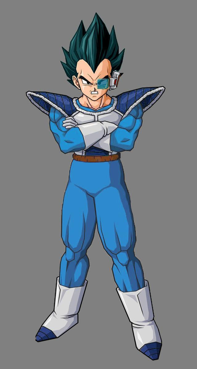 Tarble The Ice Saiyan - DragonBallExtreme Wiki