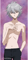 Kaworu Nagisa (Shirtless) Promotional Artwork.png
