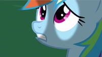 Rainbow Dash can&#39;t worry S2E21