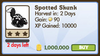 Spotted Skunk Market Info (March 2012)