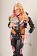 Natalya Divas Champion