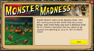 Monster Madness Info 3