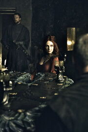 Melisandre PaintedTable
