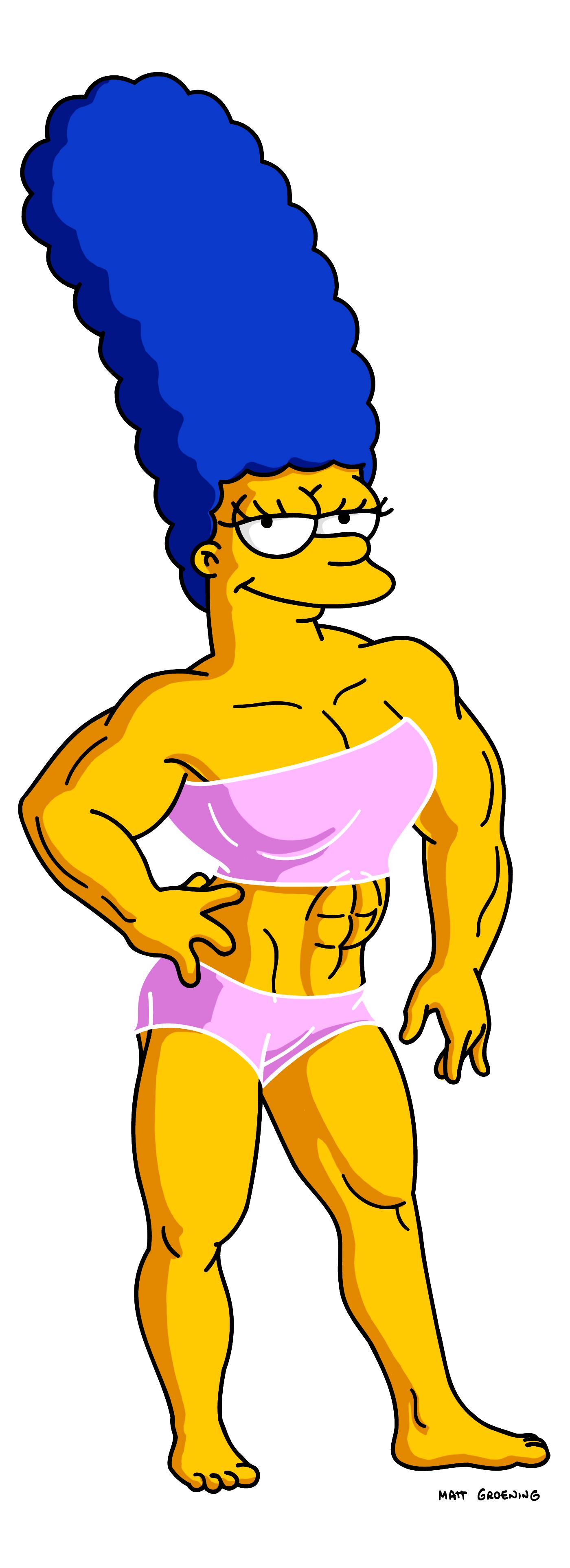 chicas con musculos