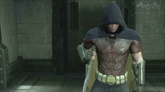Robin Black Mask Campaign arkham city