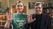 Jim and leonard nimoy