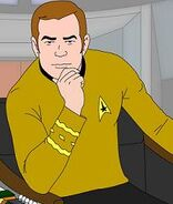 James Kirk TAS