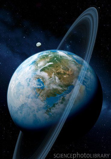 other planets like earth - photo #12