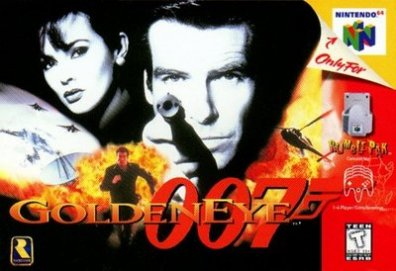This is Goldeneye