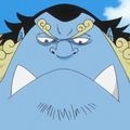 Jinbe joven portrait