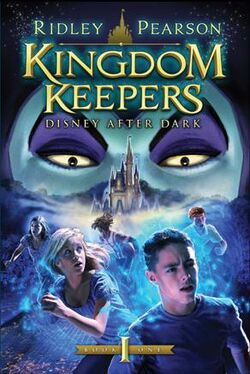 The Kingdom Keepers, Disney After Dark