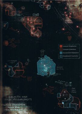 Strategic Disposition Map 907-908.M41