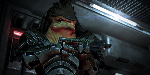 Krogan Mass Effect Sol