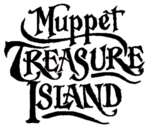 Muppet Treasure Island logo