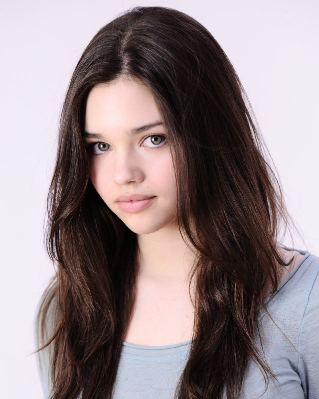 India Eisley couple