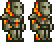 Terraria = Molten Armor Sets Male + Female
