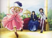 Me nunna and lelouch