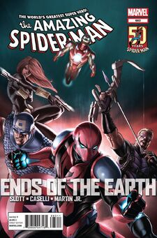 225px Amazing Spider Man Vol 1 683 Review: Amazing Spider Man issues #668 #672