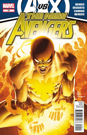 New Avengers Vol 2 25
