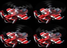 Elite Buzzard Autogyro Back View.png
