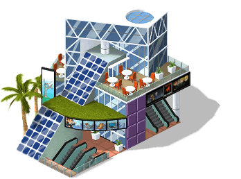 Solar Mall Level 1-SW
