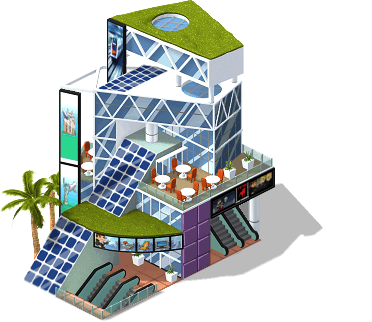 Solar Mall Level 2-SW