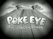 Poke Eye Logo