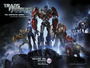 Transformers - Prime
