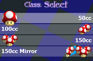 Class select
